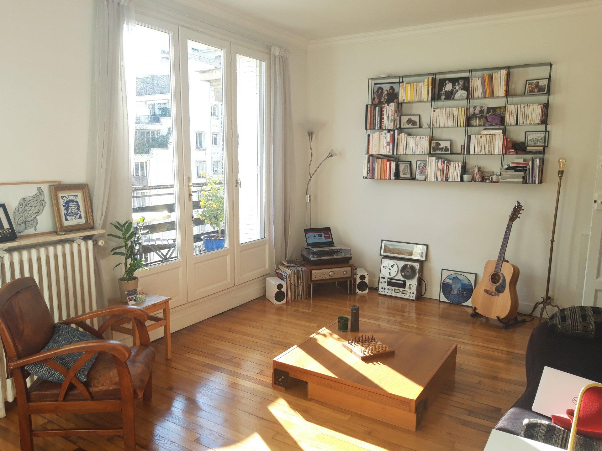 Sale Apartment - Paris 17th (Paris 17ème) Plaine-Monceau