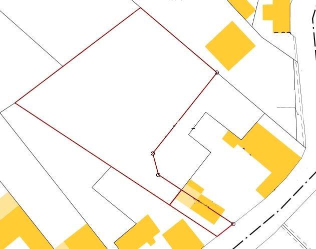 Terrain 1400m² moncheaux