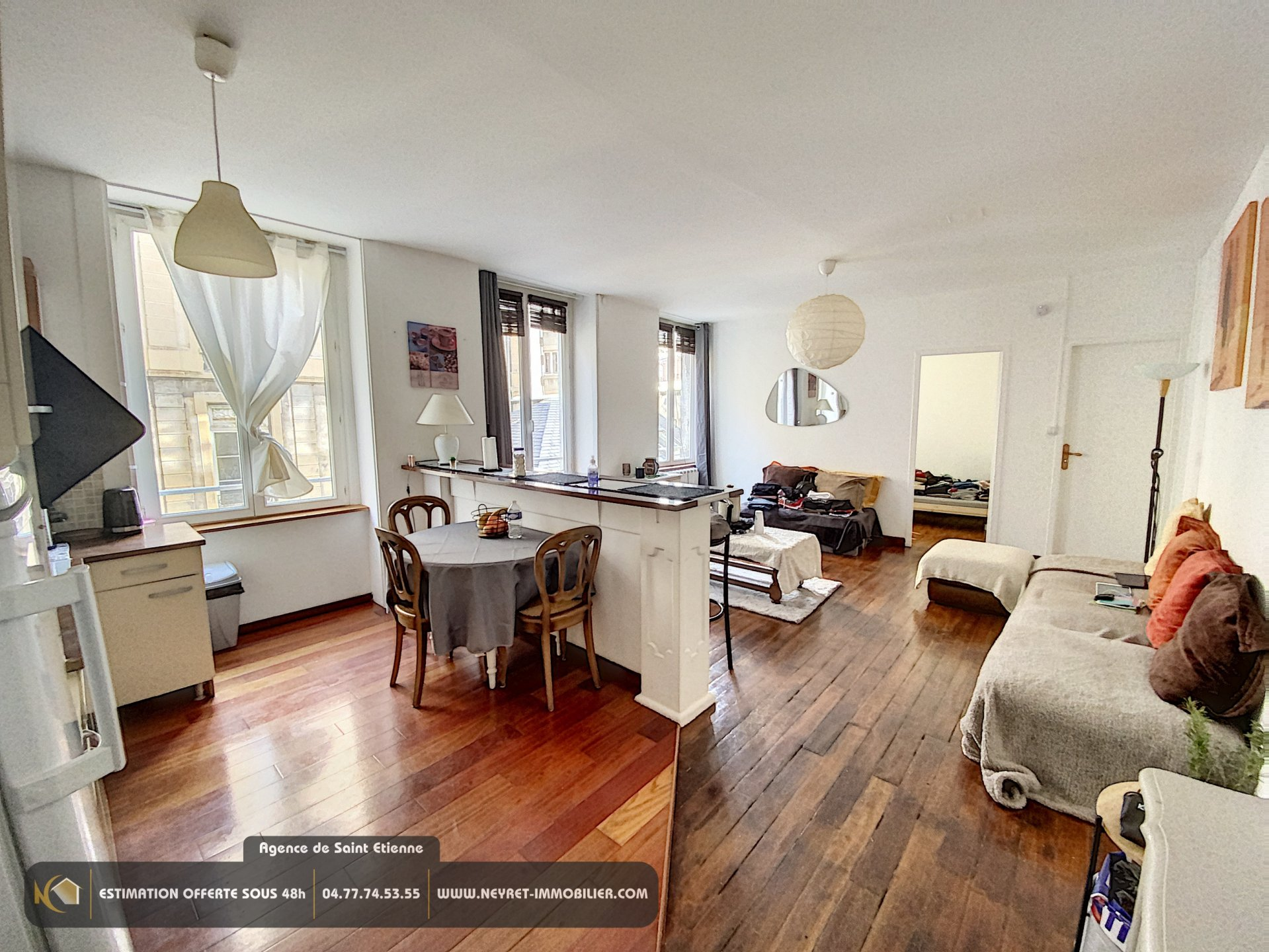appartement HYPER centre Saint Etienne