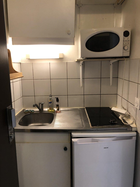 Appartement 1 pièce à Paris 2ème