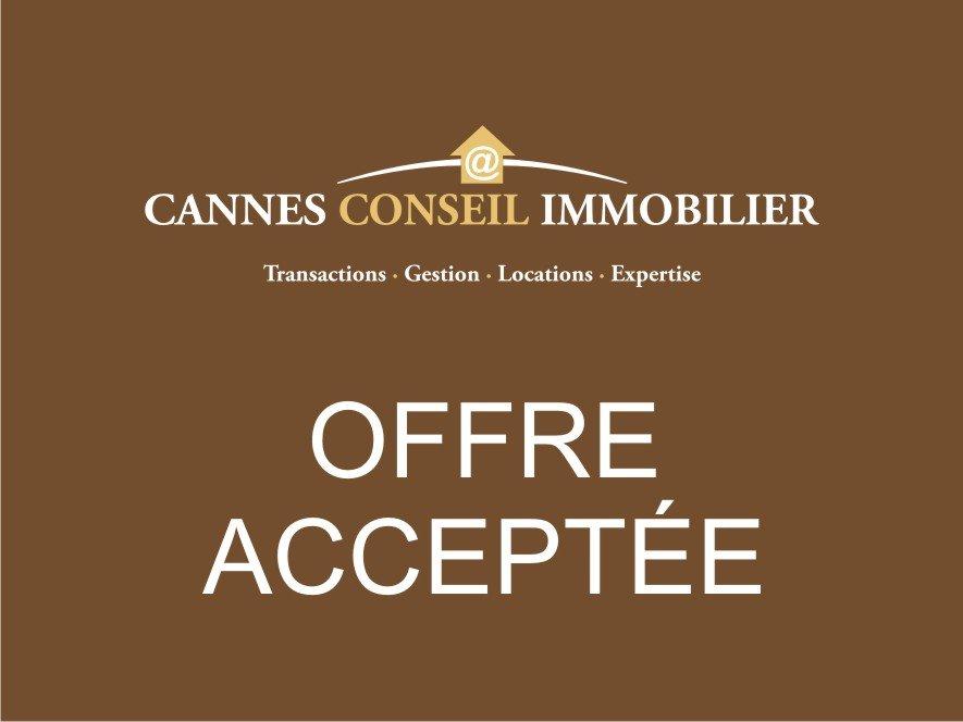 Cannes Galliéni 4 pièces à rénover