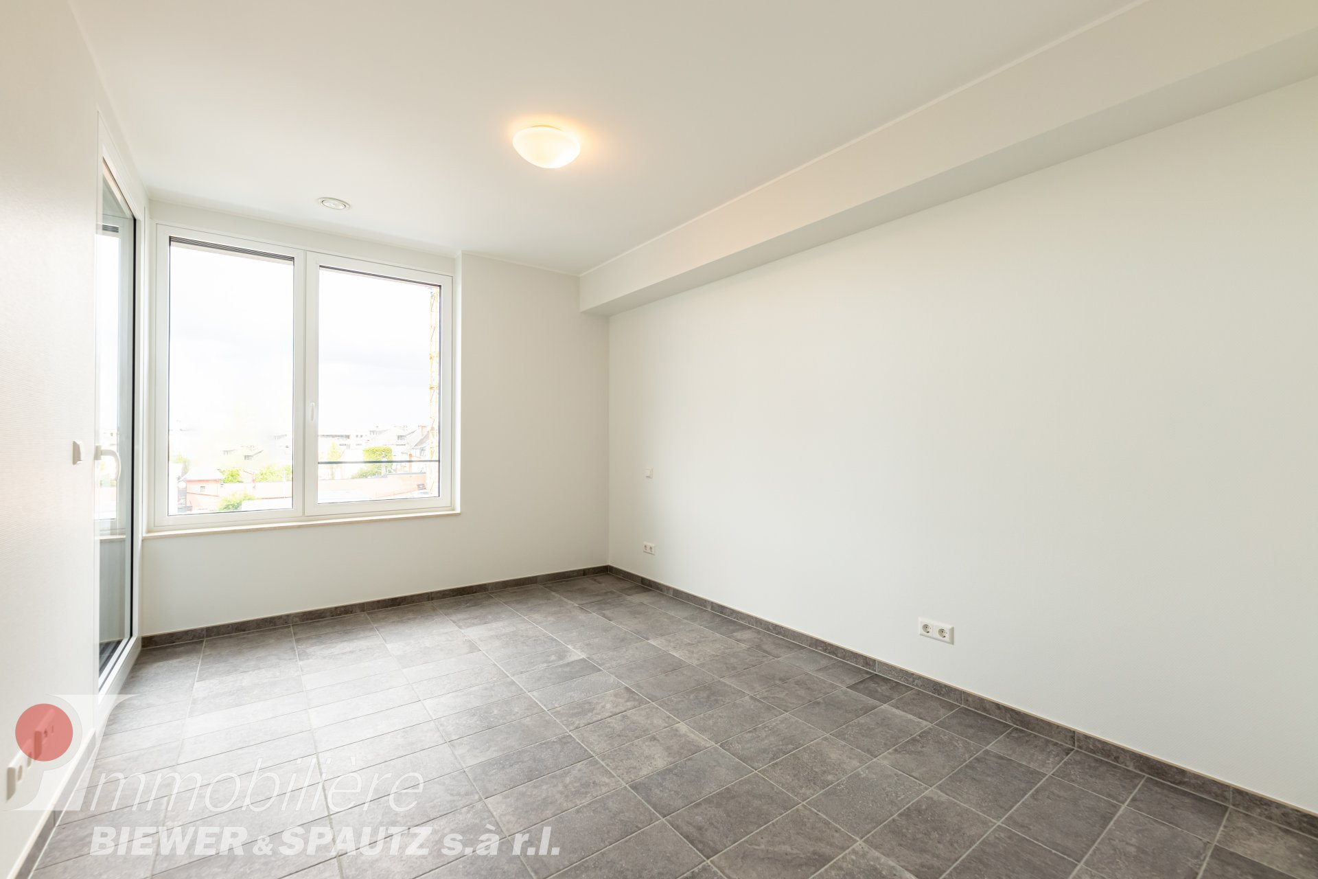 A LOUER - appartement neuf avec 1 chambre à coucher à Luxembourg-Gasperich