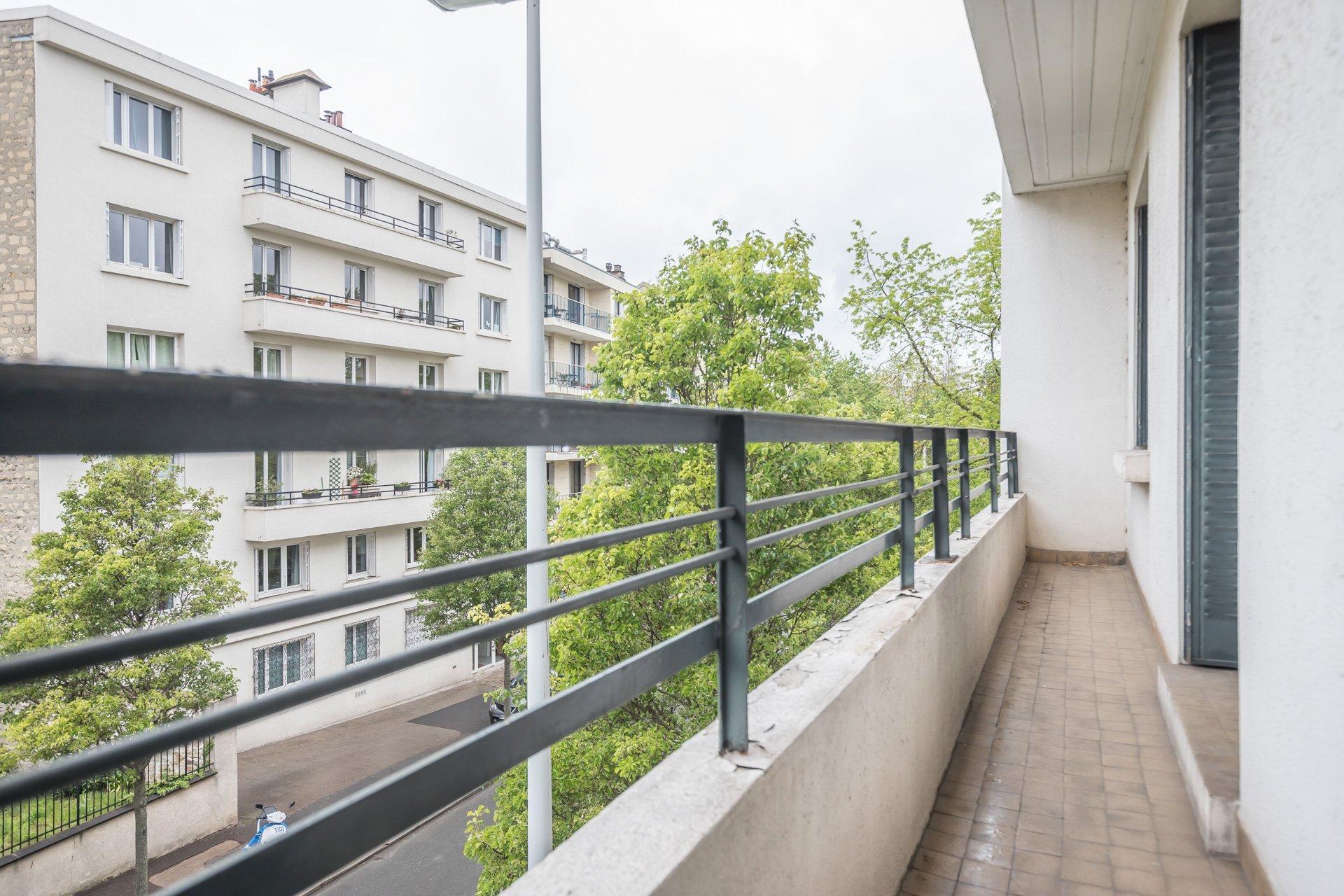 Appartement familial de 4 Pièces 86,17M2 à Vanves limite Issy les Moulineaux