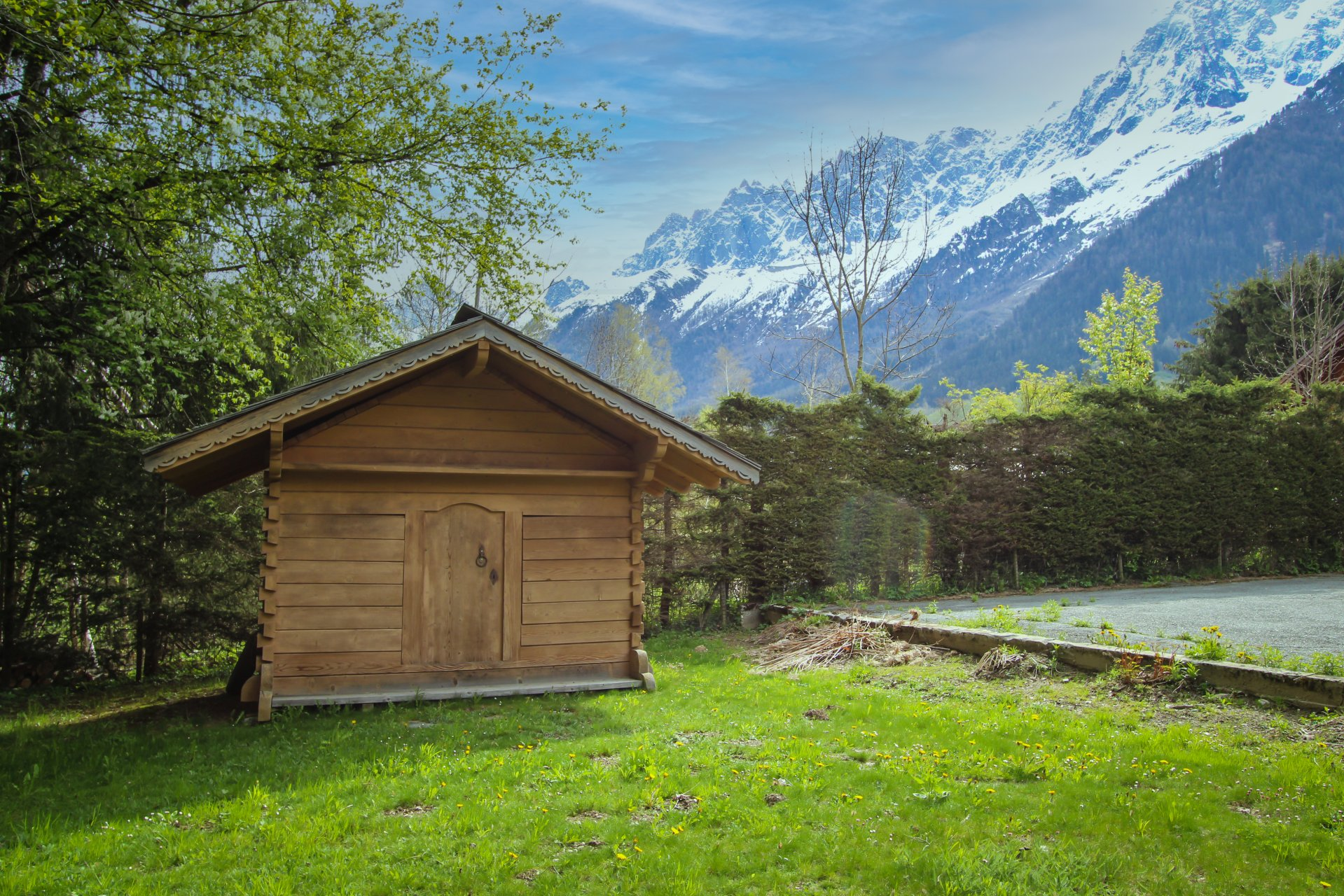 Quiet Chalet - Les Houches