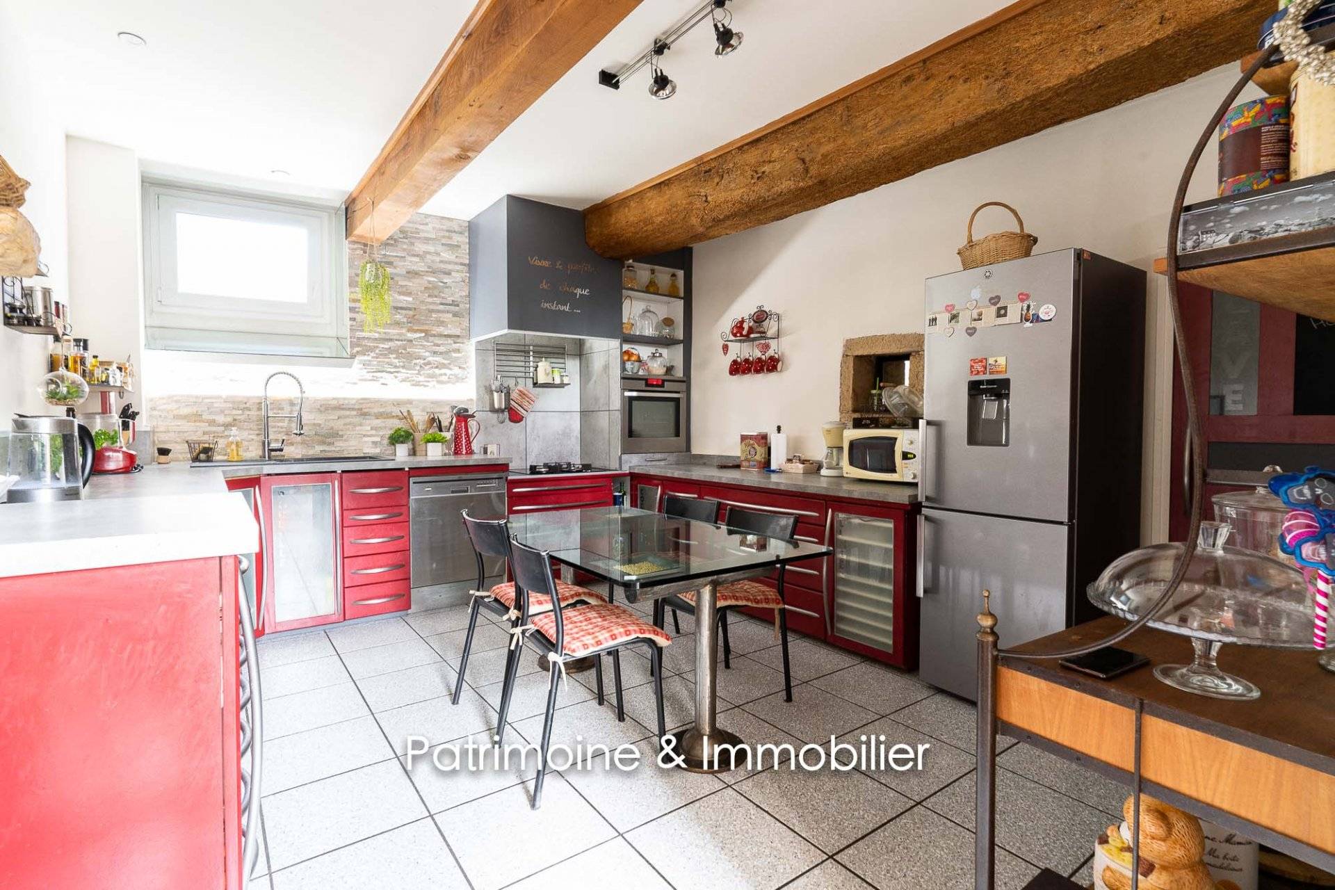 Couzon au Mont d'Or - Maison de village 182 m2