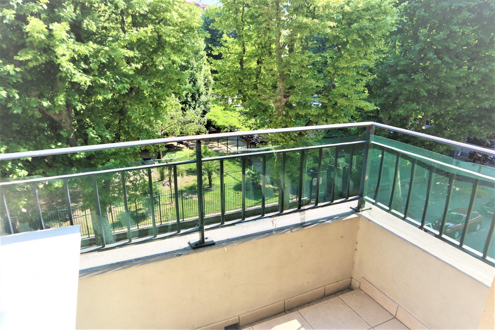 Riquier - Studio 23m² + balcon
