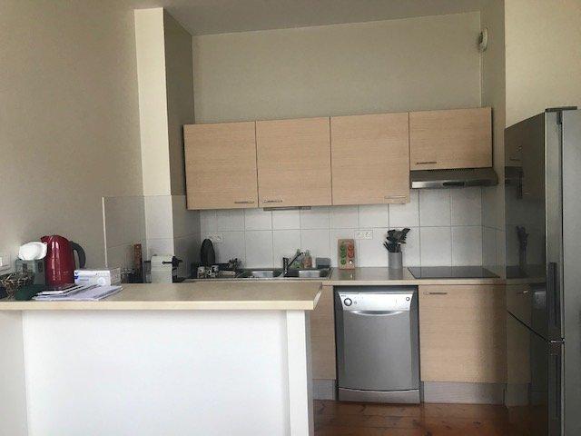 Appartement rive gauche