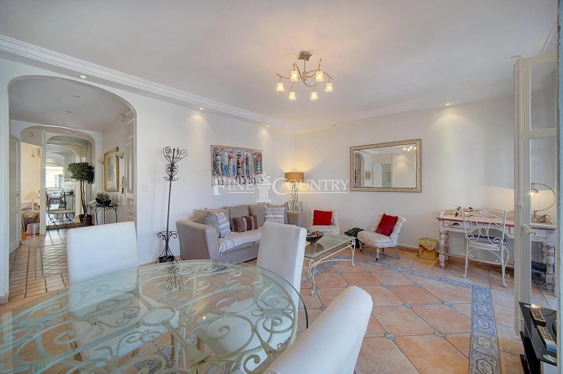 Vente Appartement Cannes, rue d'Antibes