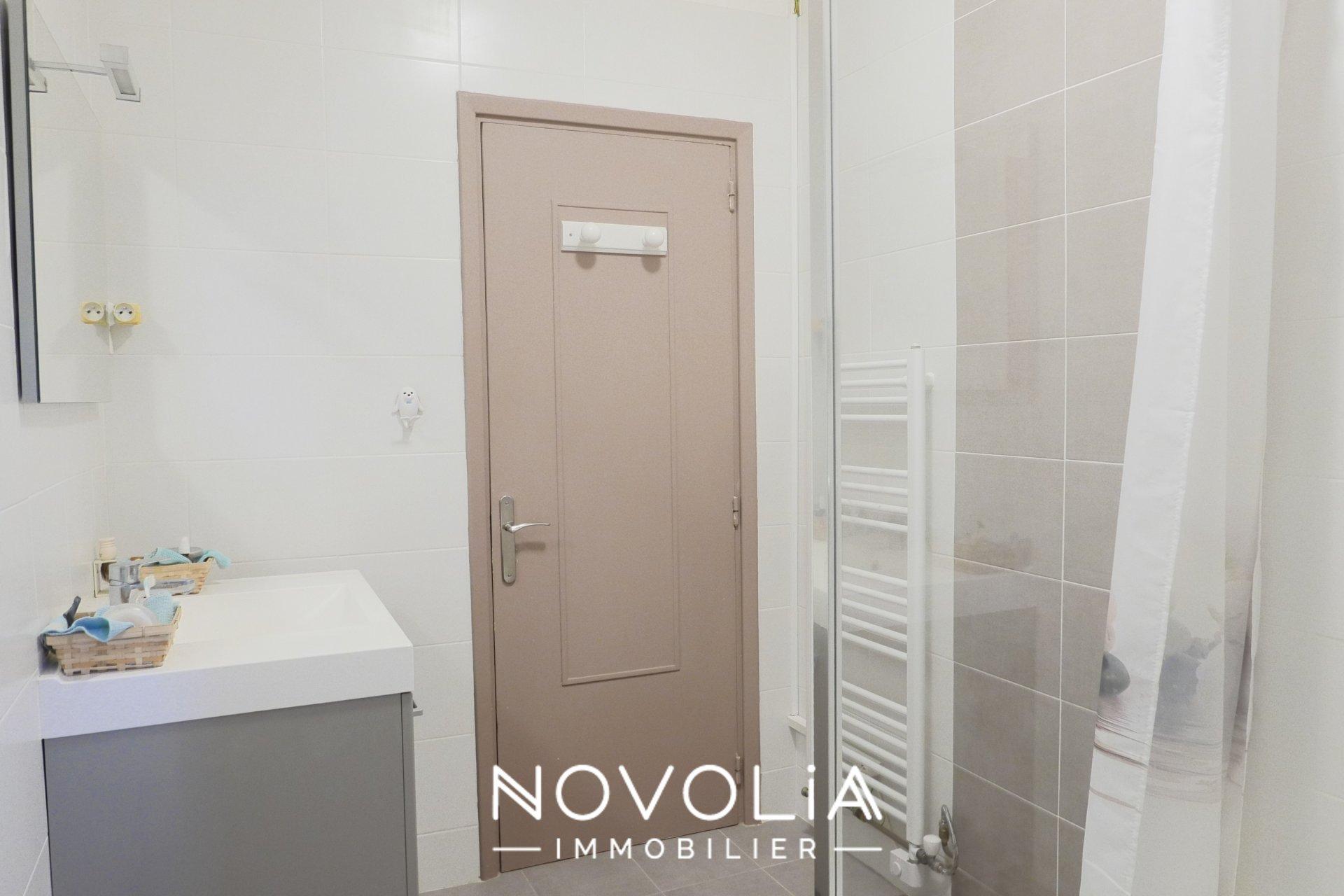 Achat Appartement, Surface de 61.88 m²/ Total carrez : 61.72 m², 3 pièces, Villeurbanne (69100)