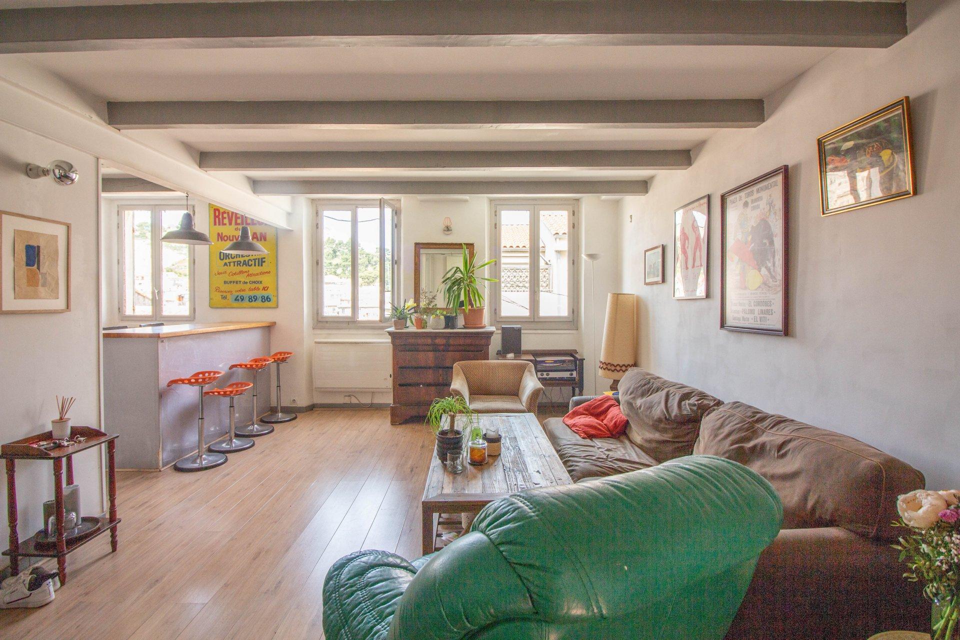 LE VAUBANAIS - Appartement T4 de 105m2 Marseille 13006