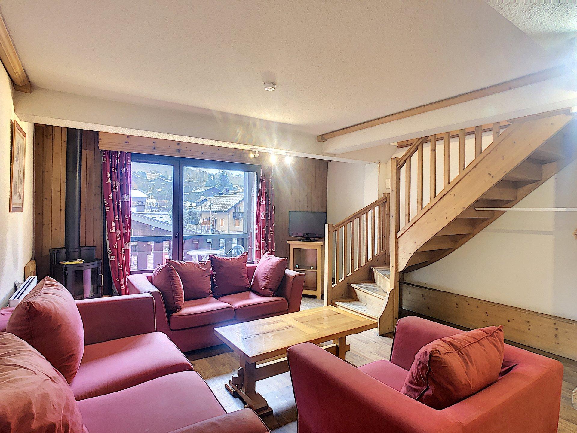 Appartement 4 chambres, Les Houches Saint-Antoine