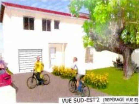 Terrain 323 m2 Bourgoin-Jallieu