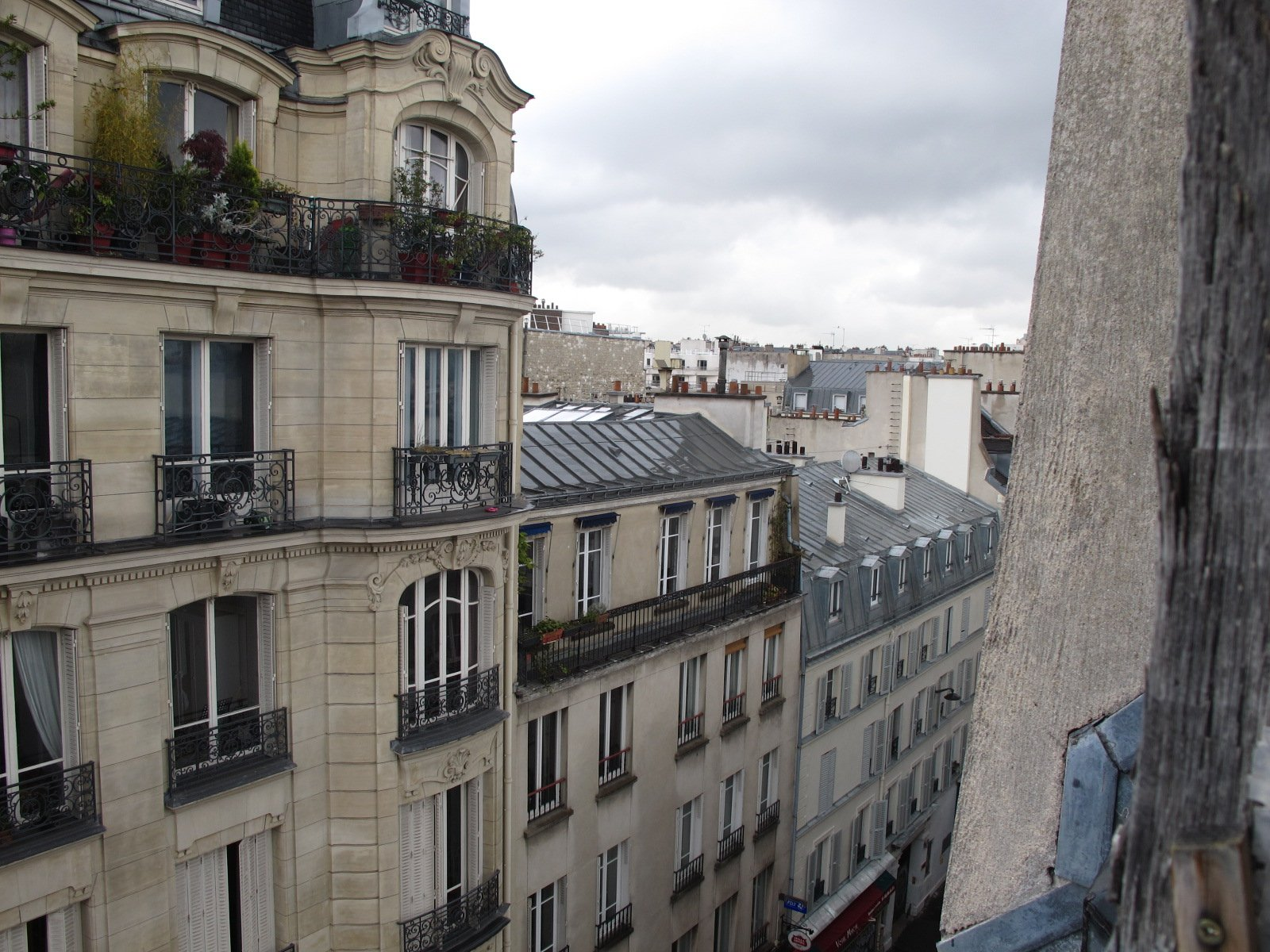 10ème - Rue de Lancry