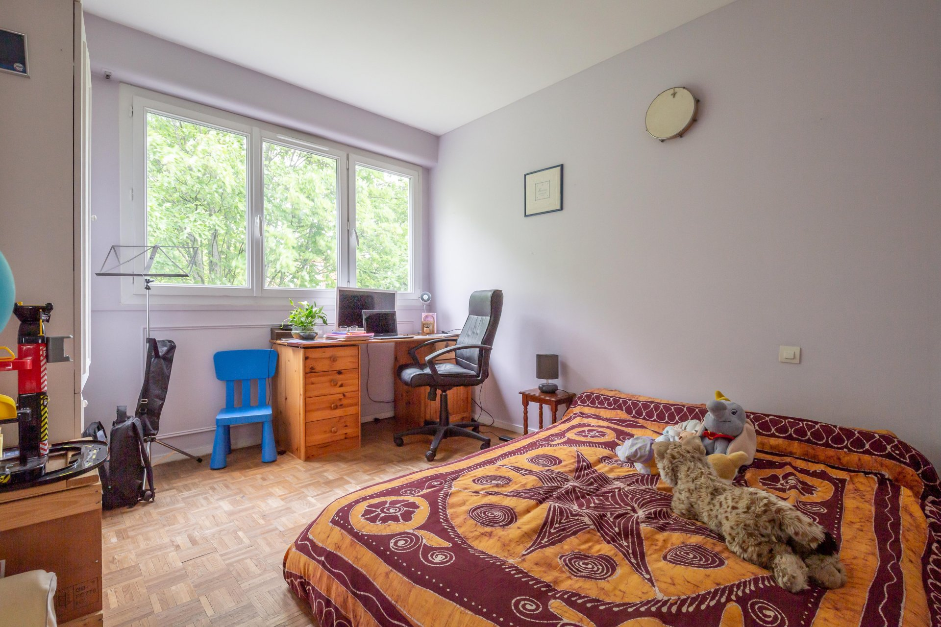 APPARTEMENT TYPE 3 PIECES 63,12 m²