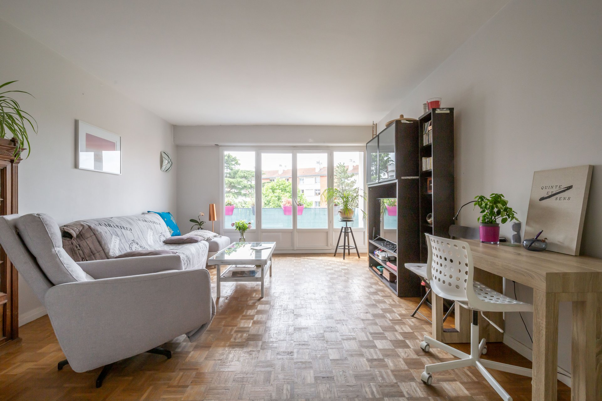 APPARTEMENT TYPE 3 PIECES 64 m²