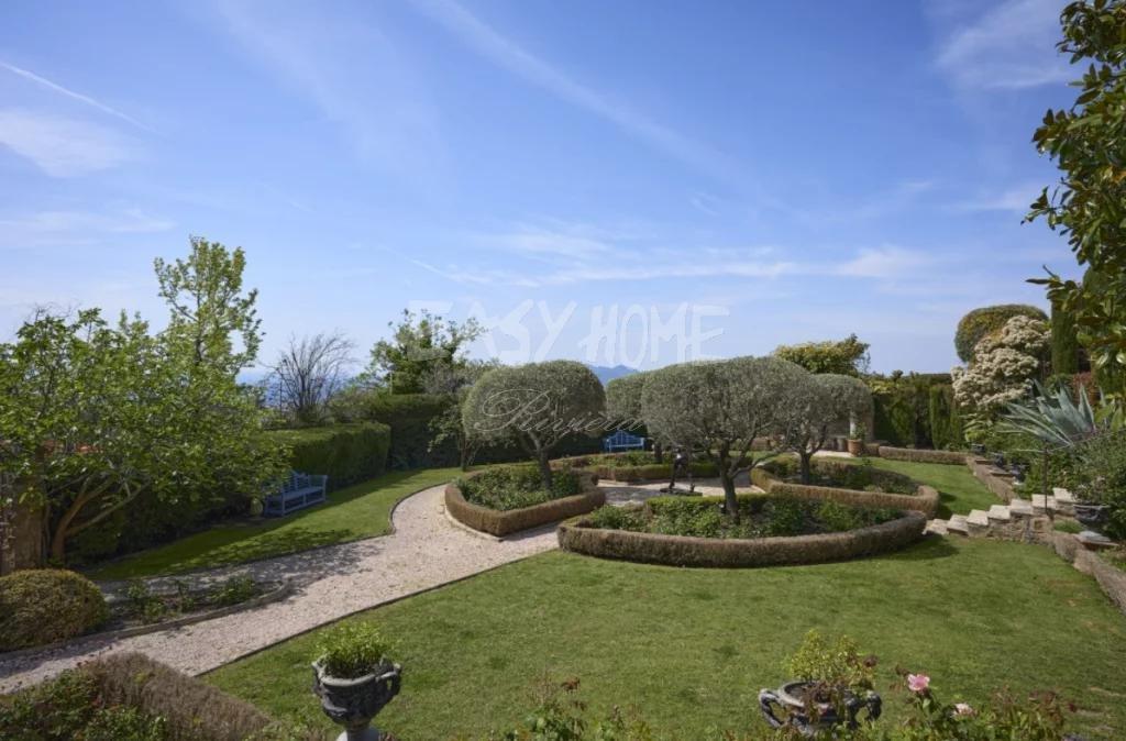 Аутентичный Бергери с панорамным видом на море