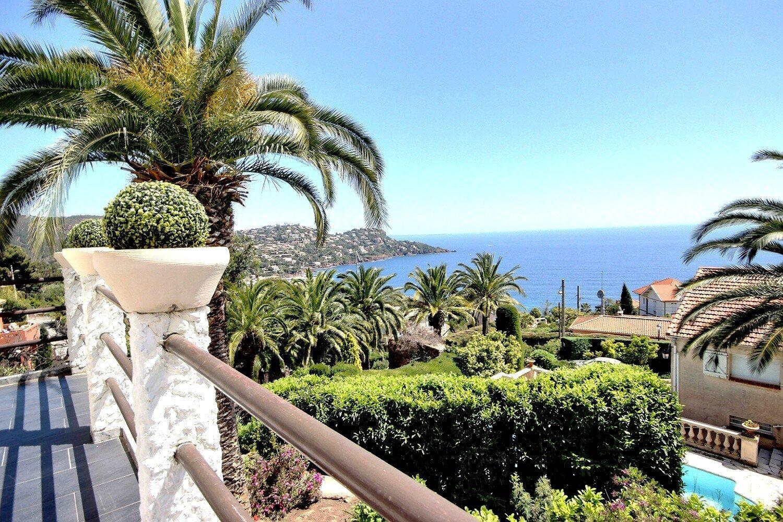 Le Trayas magnifique Villa vue Panoramique Mer Montagne
