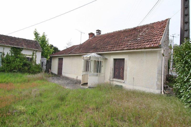 Maison 2 pièces 50 m² de plain-pied !!+dépendance 16 m2