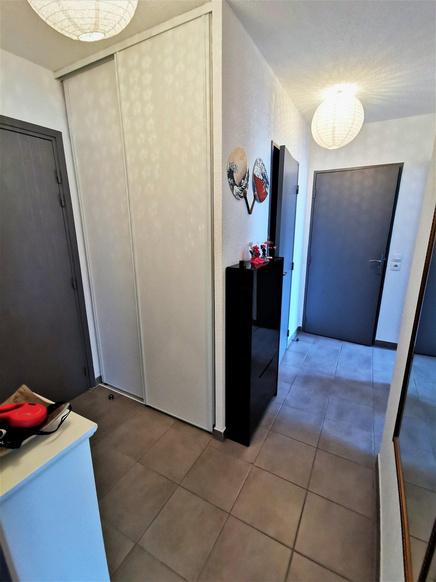 Appartement 62m2 + place de parking