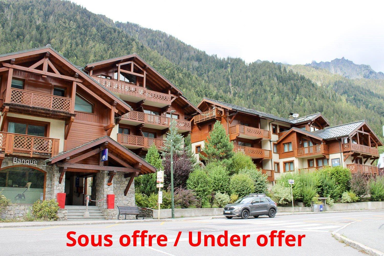 Downtown Chamonix - 3 bedroom apartment