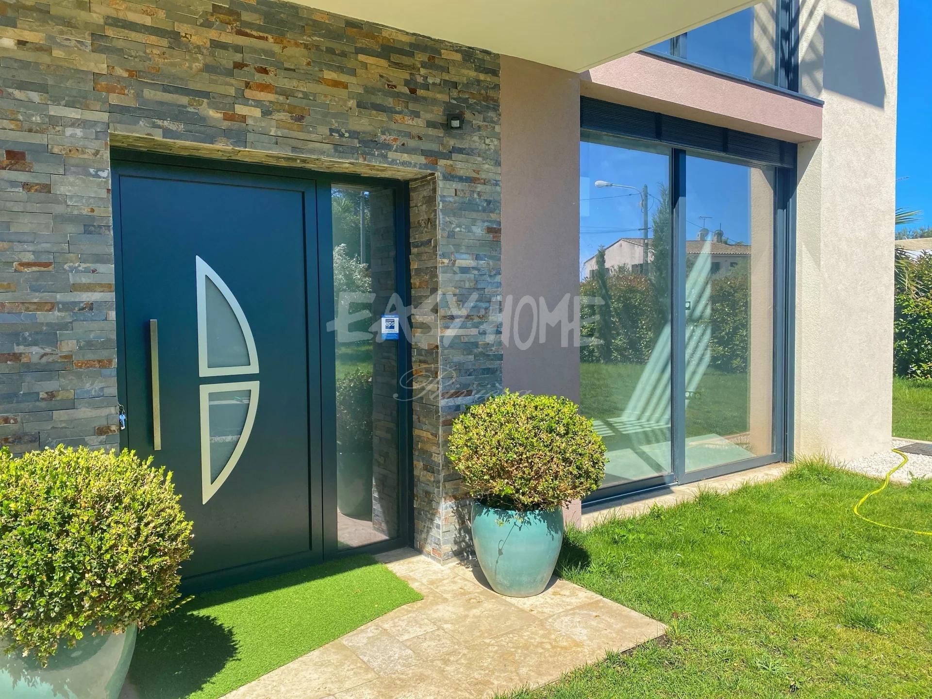 superb new Californian villa