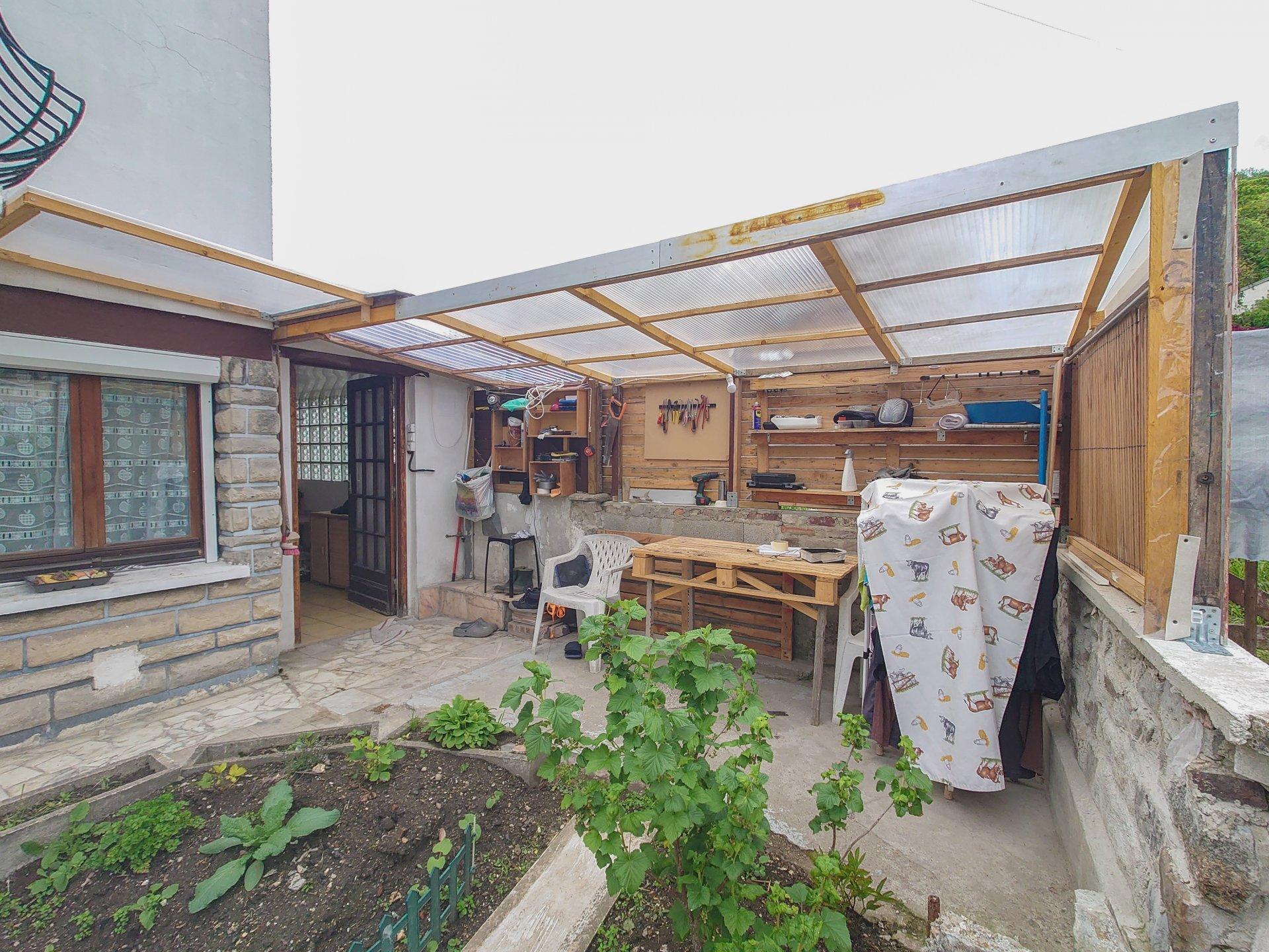 Darnétal maison avec jardin
