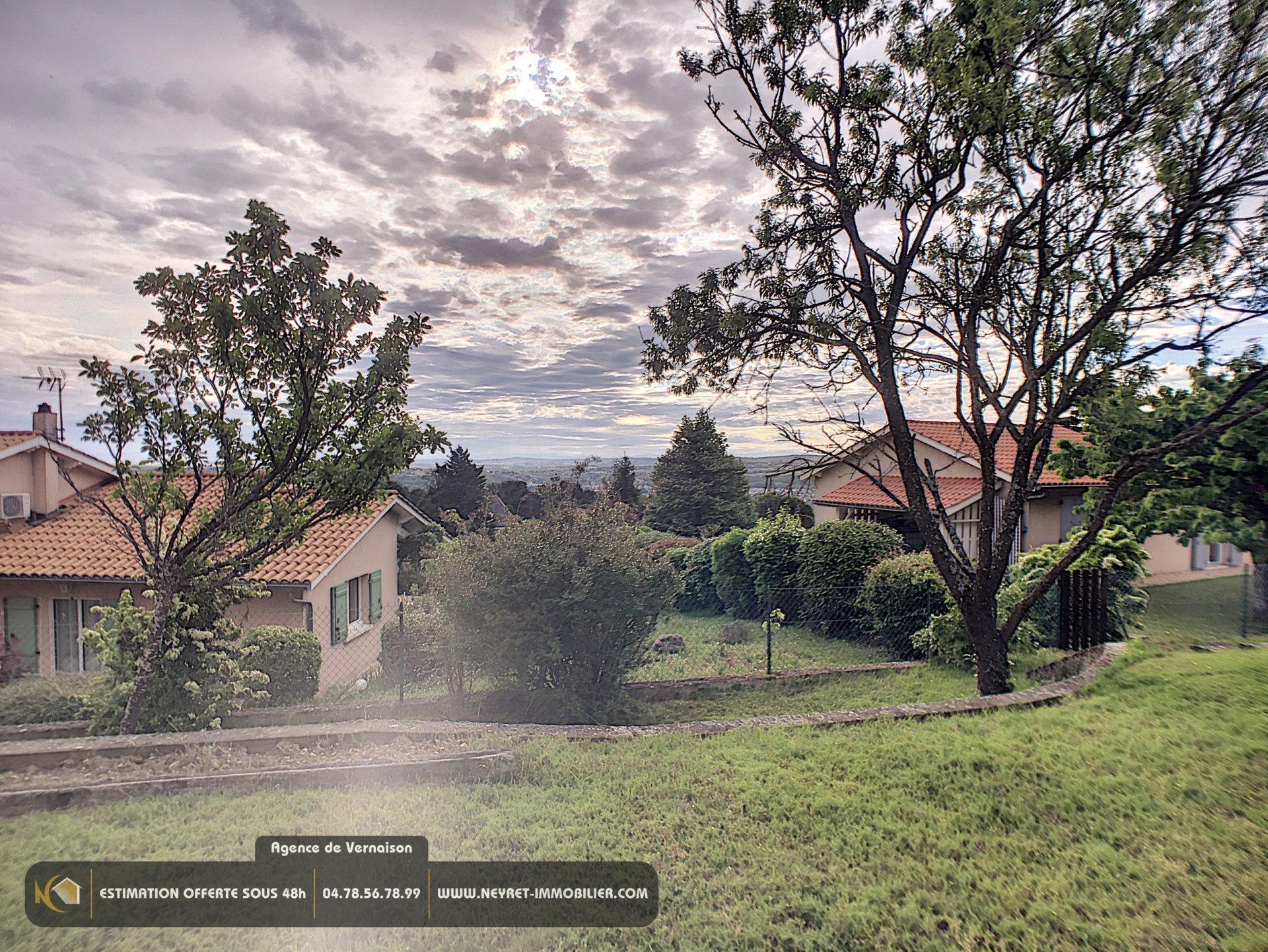 Maison Millery vue Panoramique
