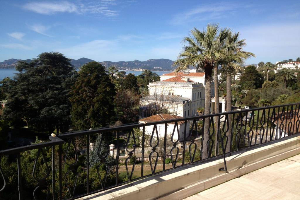 Seasonal rental Apartment - Cannes Croix des Gardes