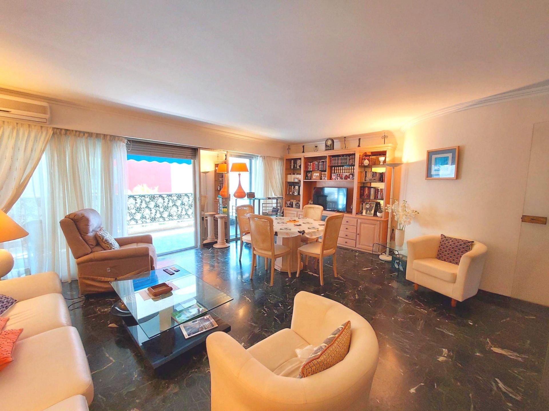 Beautiful 4 rooms Antibes Ilette