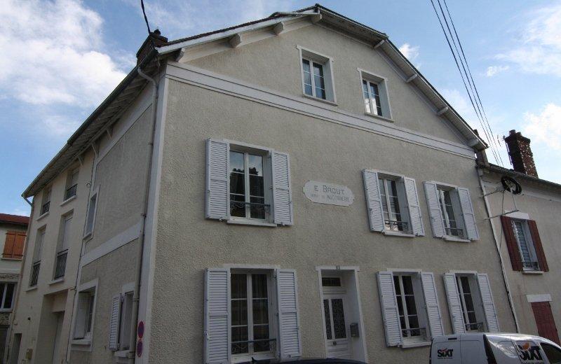 Jolie maison bourgeoise de 6 pièces au cœur de ville !