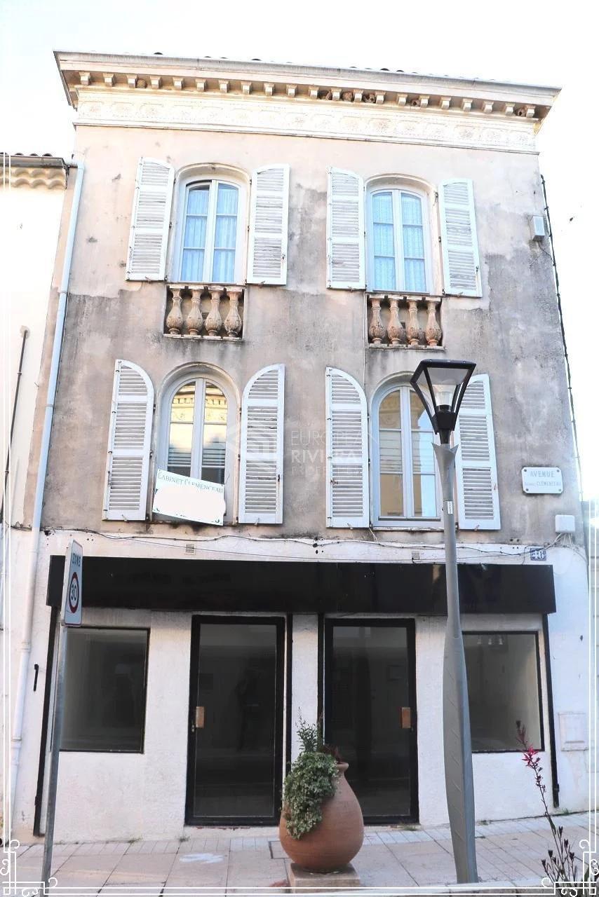 Sale Building - Vallauris Centre Ville