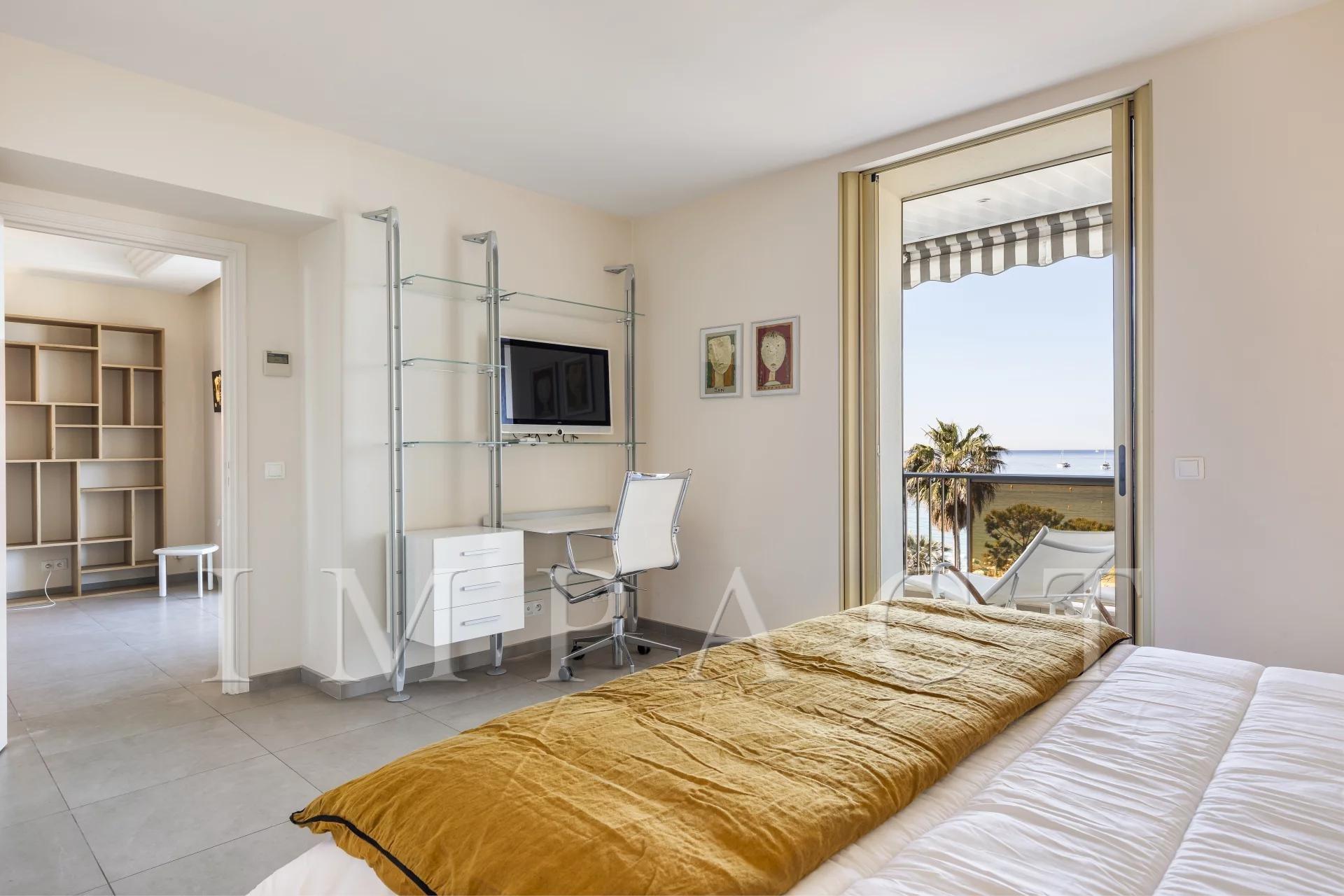 Appartement sur la Croisette à Cannes à louer