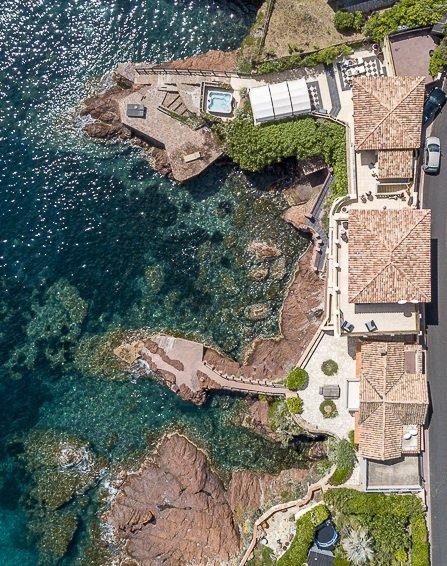 Venta Villa - Théoule-sur-Mer - Francia