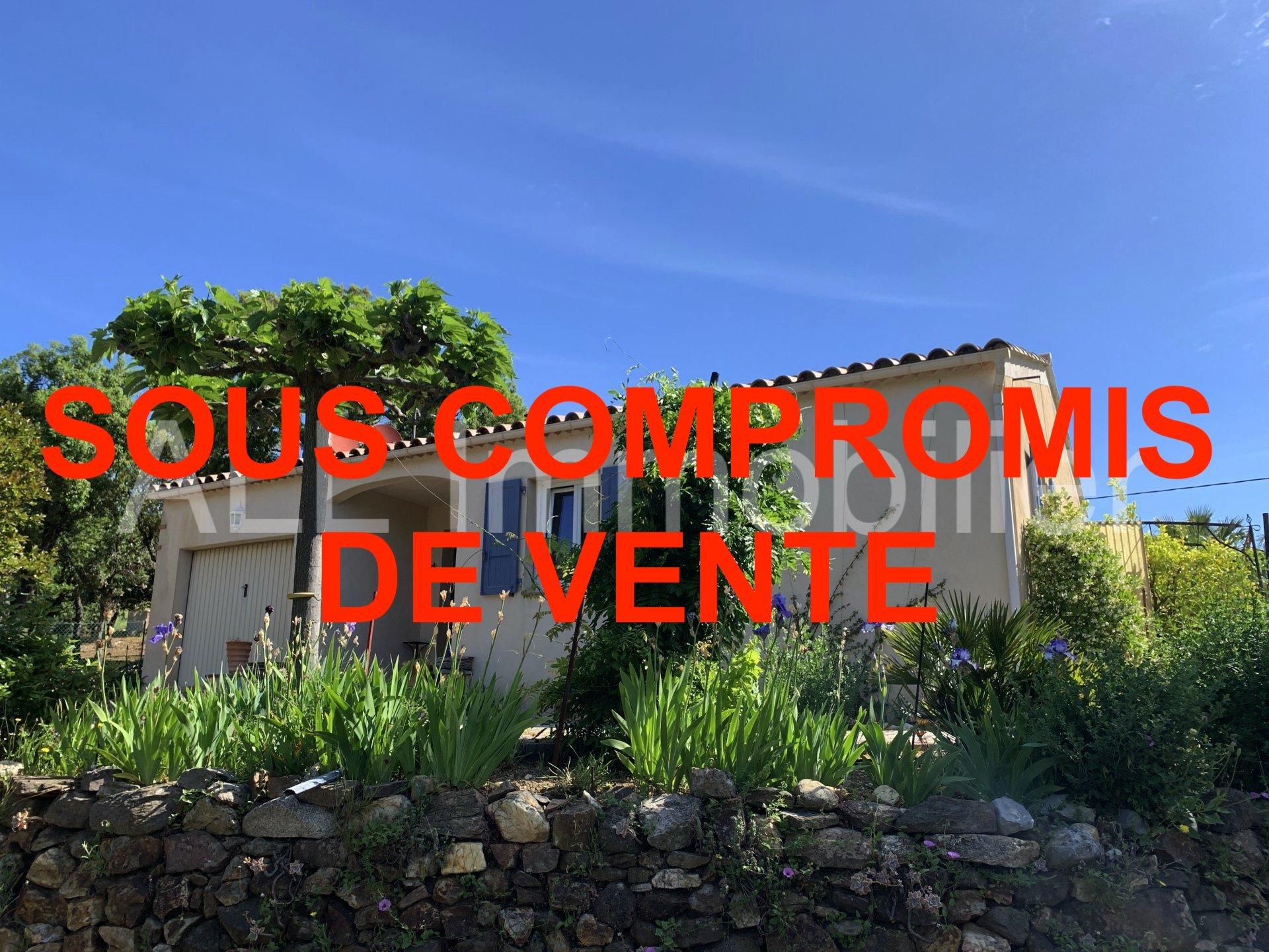 Villa 4 locali a Cogolin (terreno edificabile)