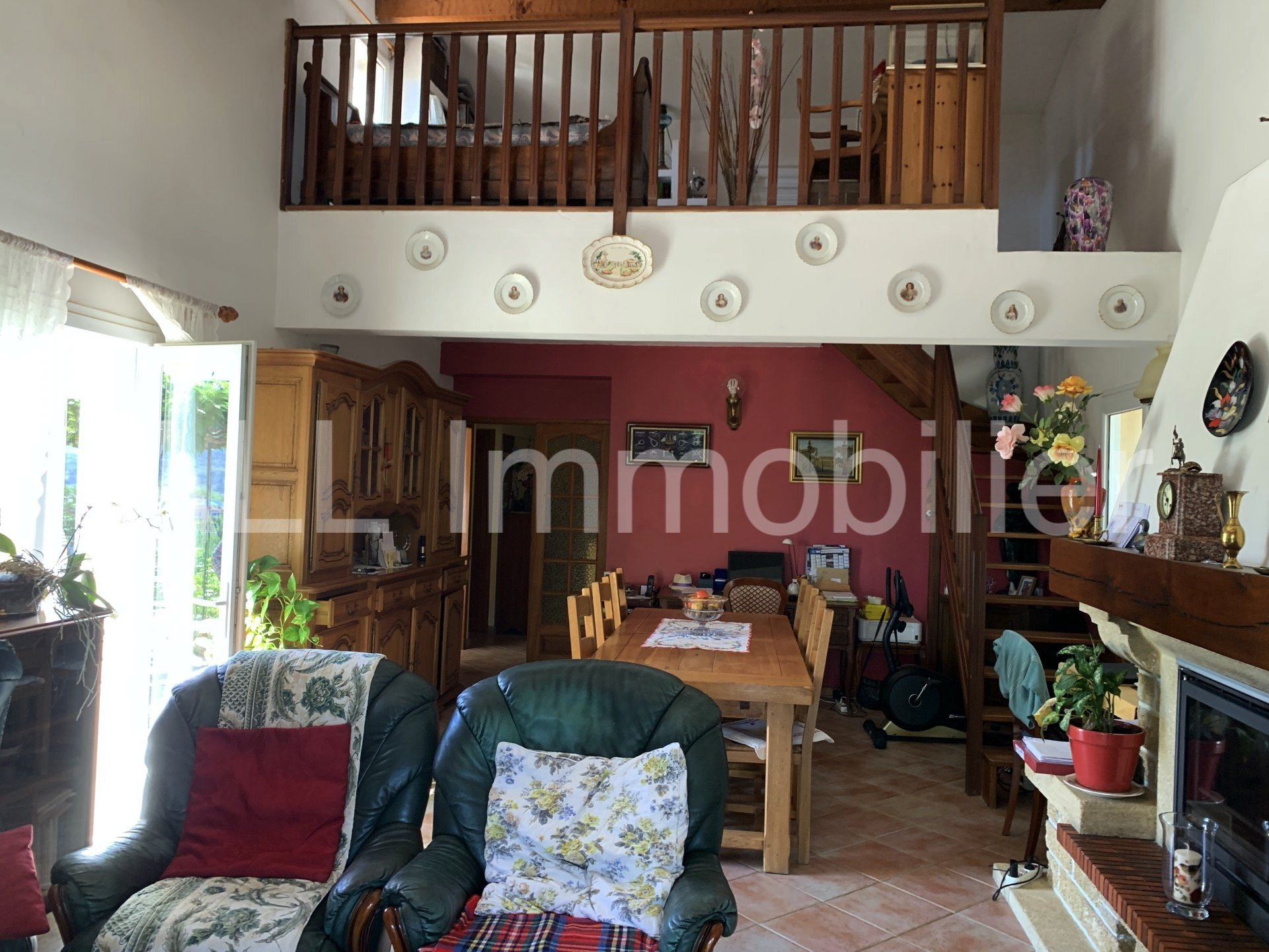 4 rooms house Cogolin (building field)