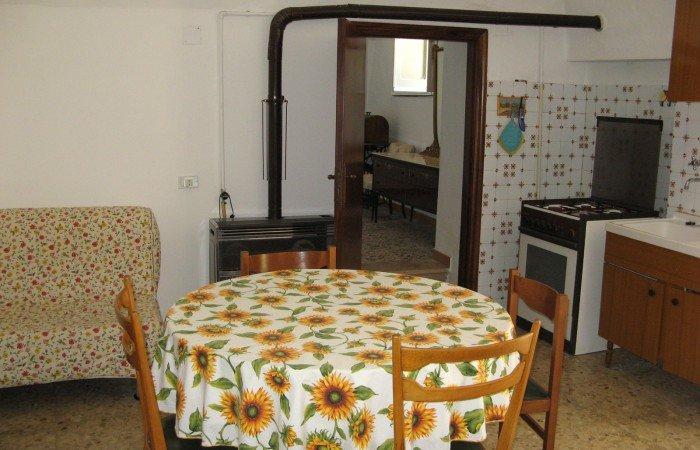 Renovated apartment in Popoli