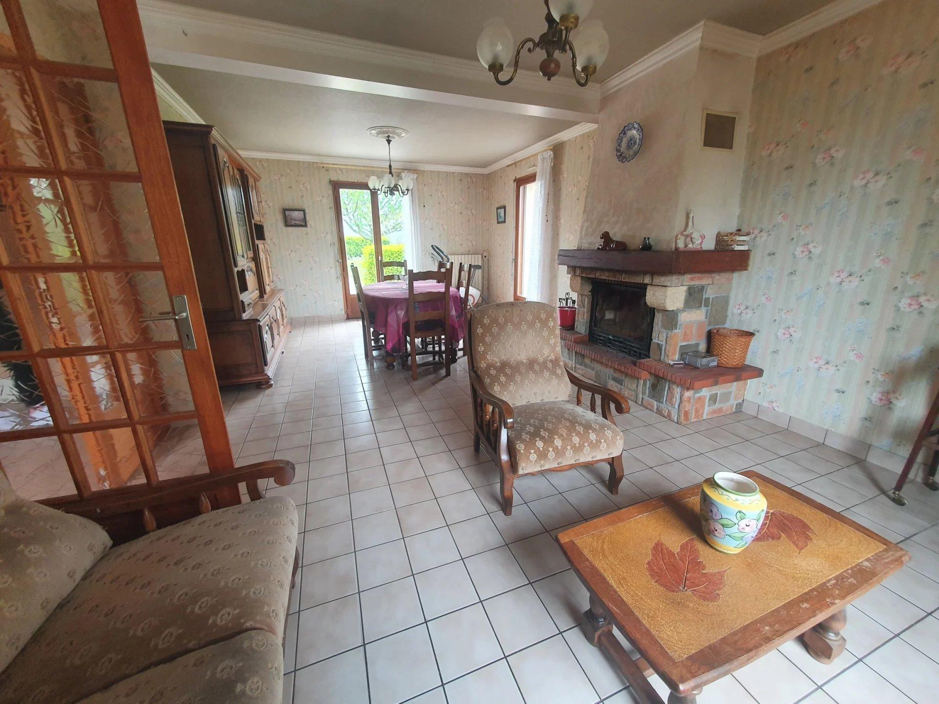 Maison en centre ville de Plelan-le-grand de 110 M2
