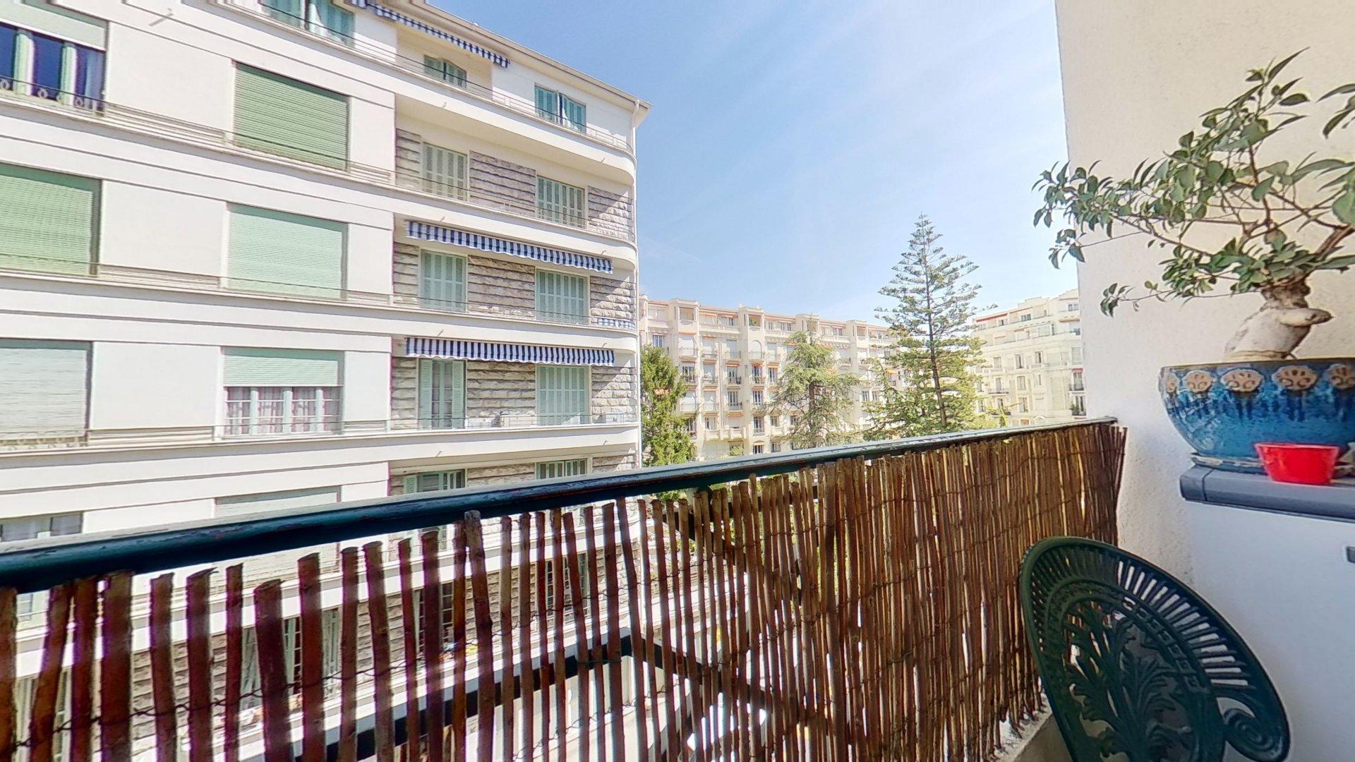 3P + balcon de caractère quartier des FLEURS