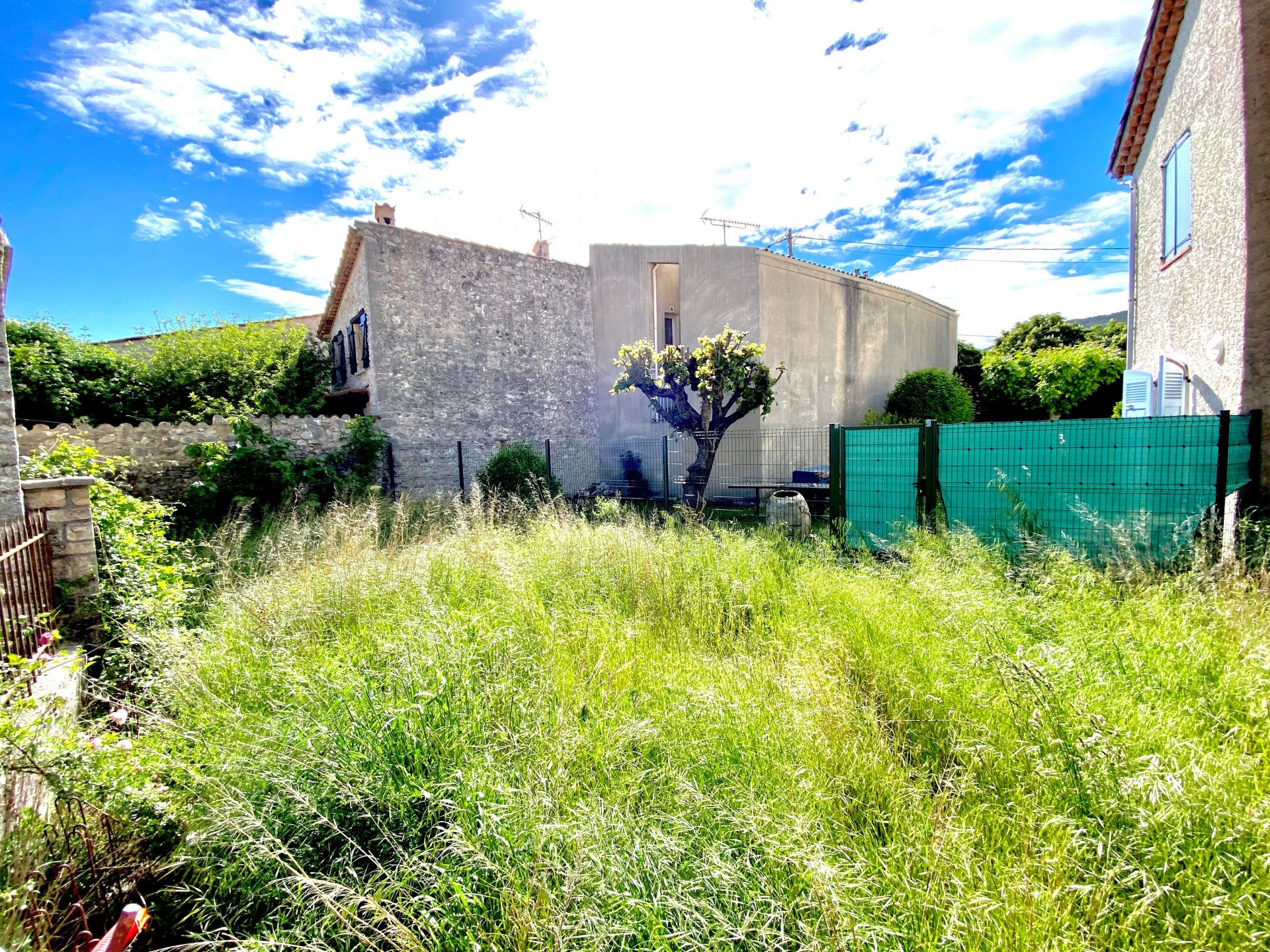 Terrain constructible Saint Vallier de Thiey