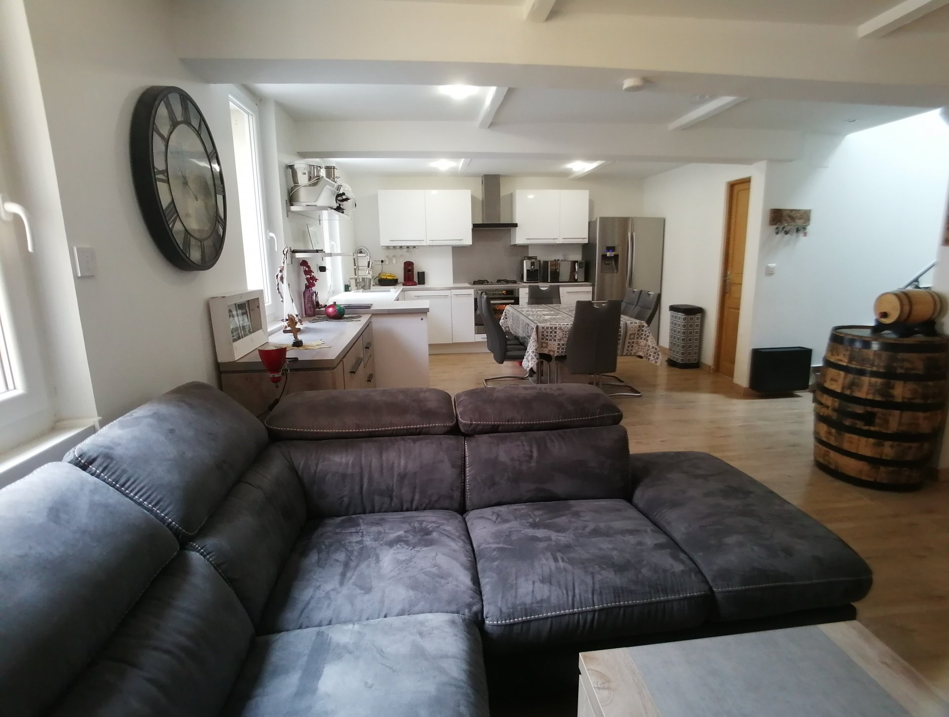 Appartement duplex T4 103m2