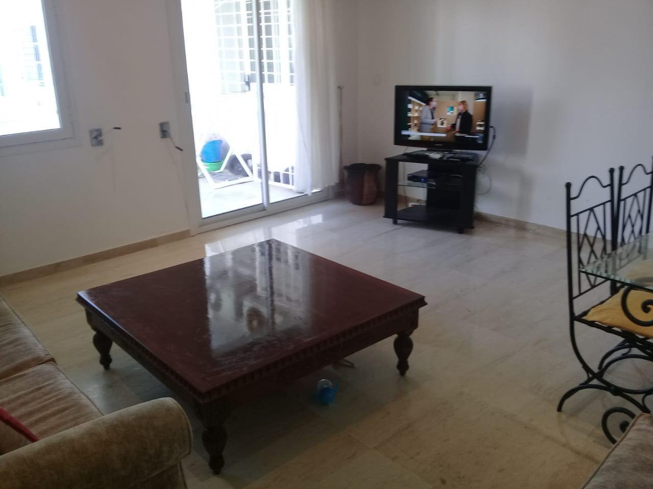 Location Appartement S+1 meublé à Marsa Plage.