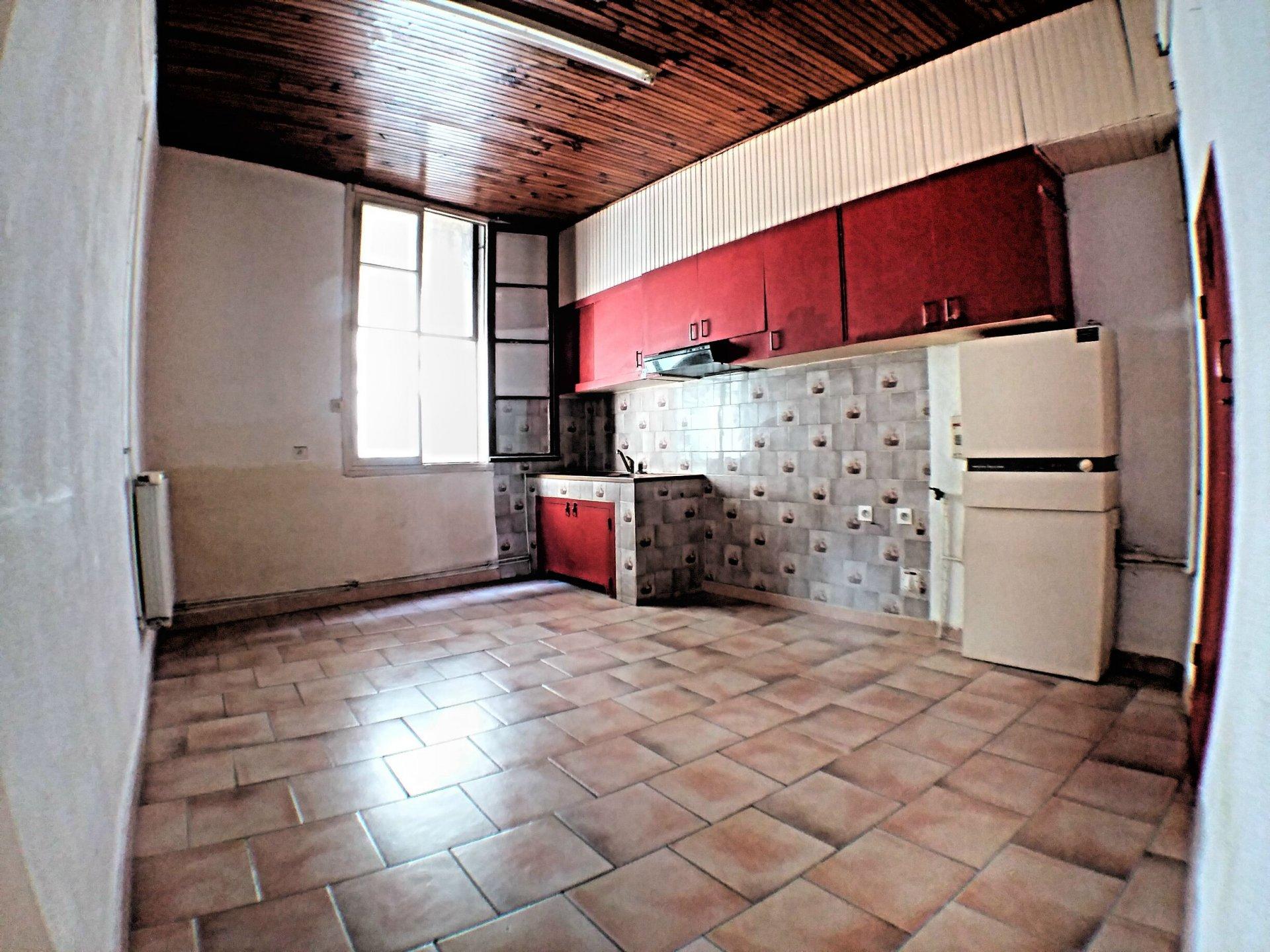 Appartement T3 + cave