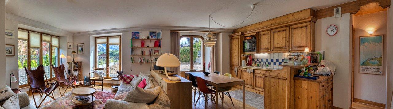 Сезонная аренда Квартира - Шамони́-Монбла́н (Chamonix-Mont-Blanc) Brévent