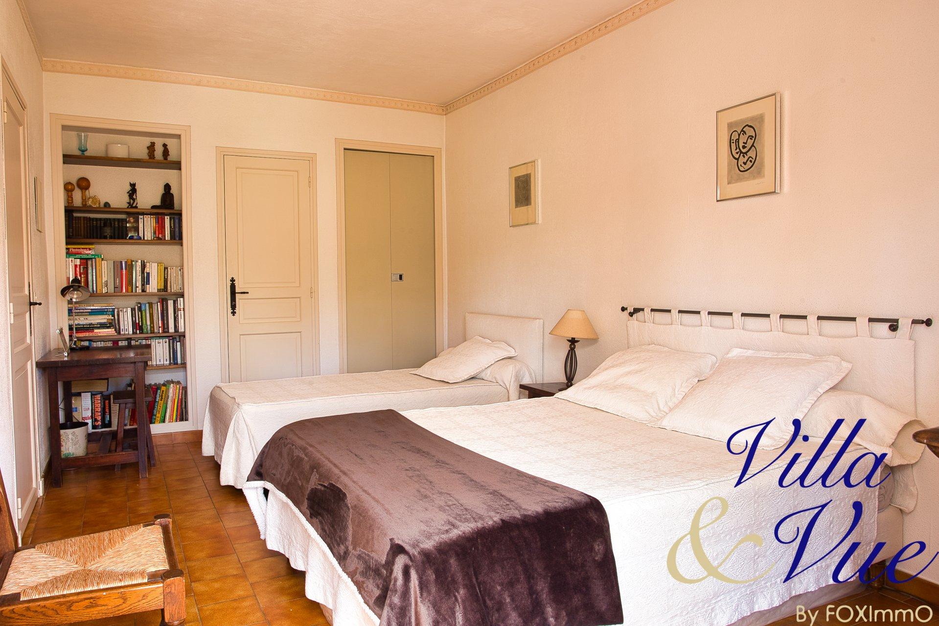 房屋,4/5间卧室,La colle sur Loup,个人,安静,有树的平坦花园。