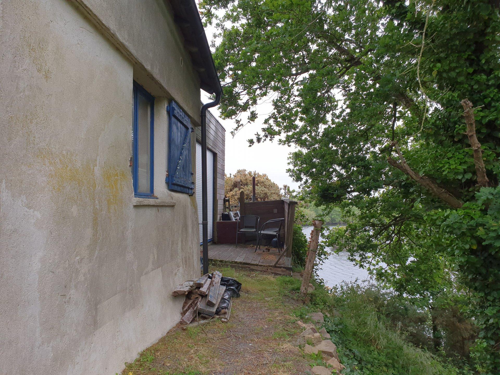 Maison en pierre à Lavau-sur-Loire