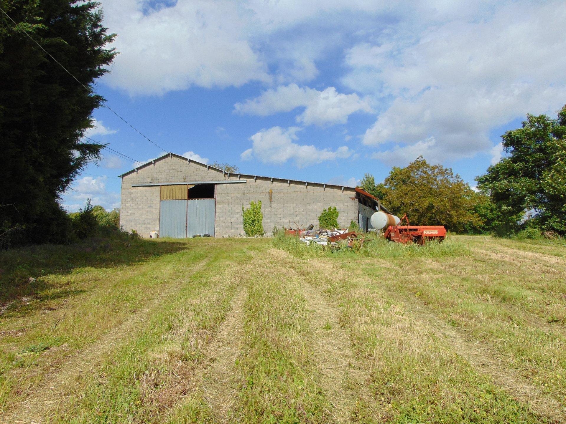 Sale Farmhouse - Ruffec