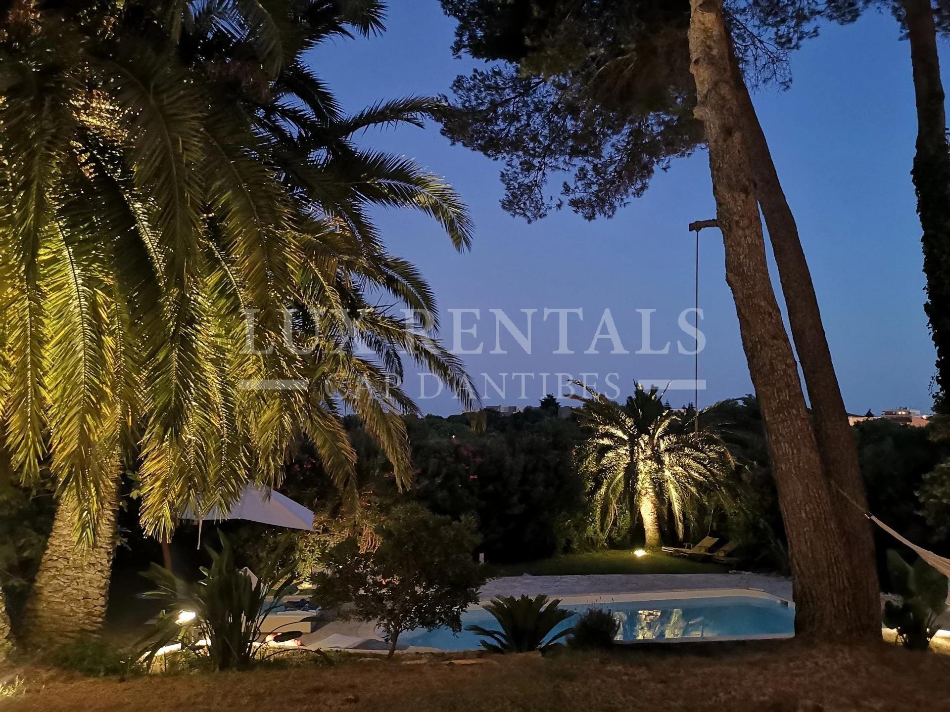Seasonal rental House - Antibes Rastines