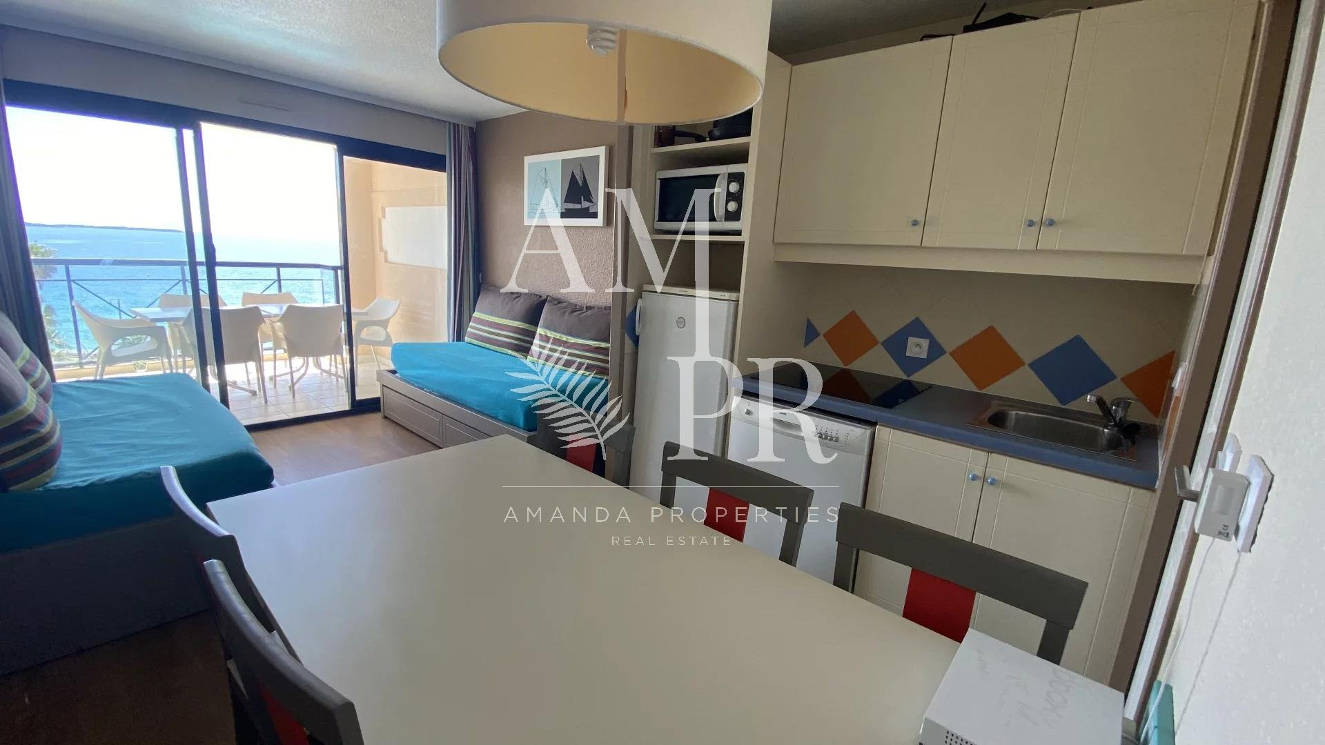Duplex Apartment T3 - Residence with swimming pools - In front of the beach