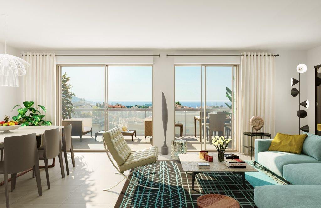 Vente Appartement - Nice Rimiez