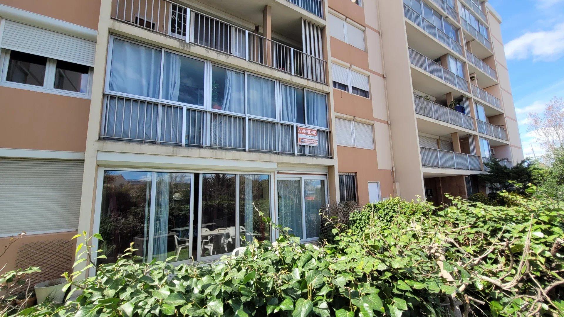 Rognac Appartement T4 95m² avec parking